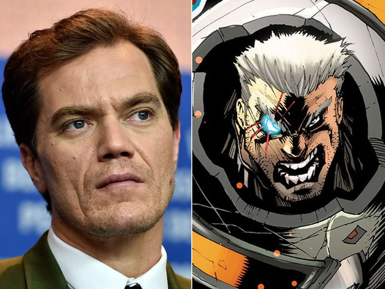 Shannon is the favourite to play aggressive mutant Cable in the Marvel sequel