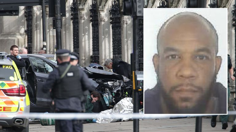 Khalid Masood may have been groomed for extremism behind bars