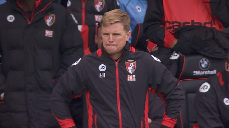 See Bournemouth's double penalty miss