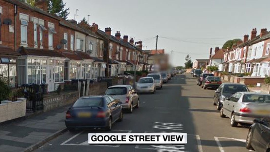 Ummariyat Mirza of St Agatha's Road, Birmingham is accused of researching a terror attack
