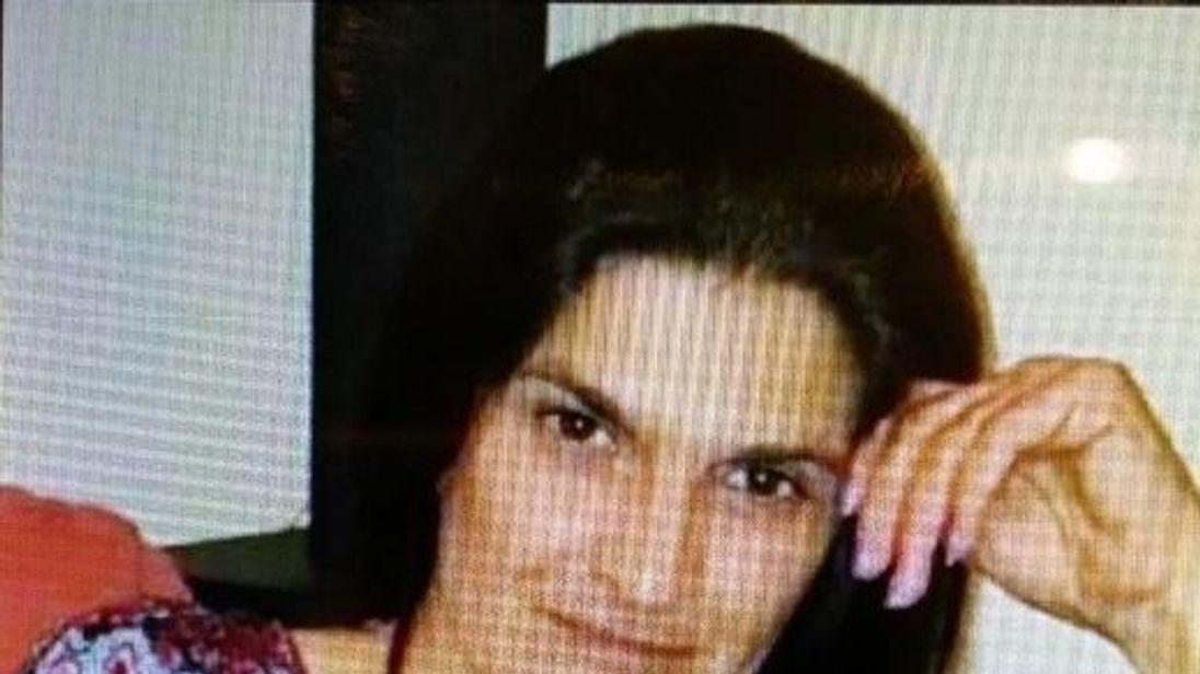 Gergana Prodanova's body was found stuffed in a suitcase near the train tracks in Exeter