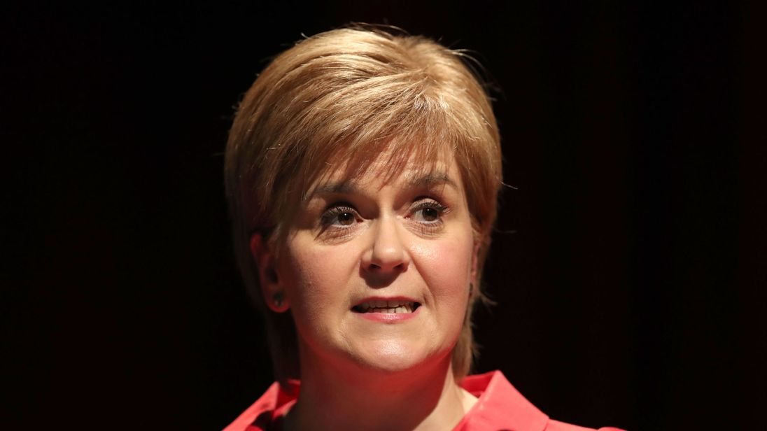 SNP ready to join forces with Corbyn against May: Sturgeon