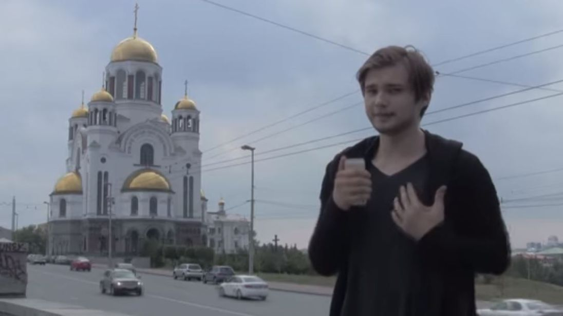 Blogger convicted for playing Pokemon Go in Russian church