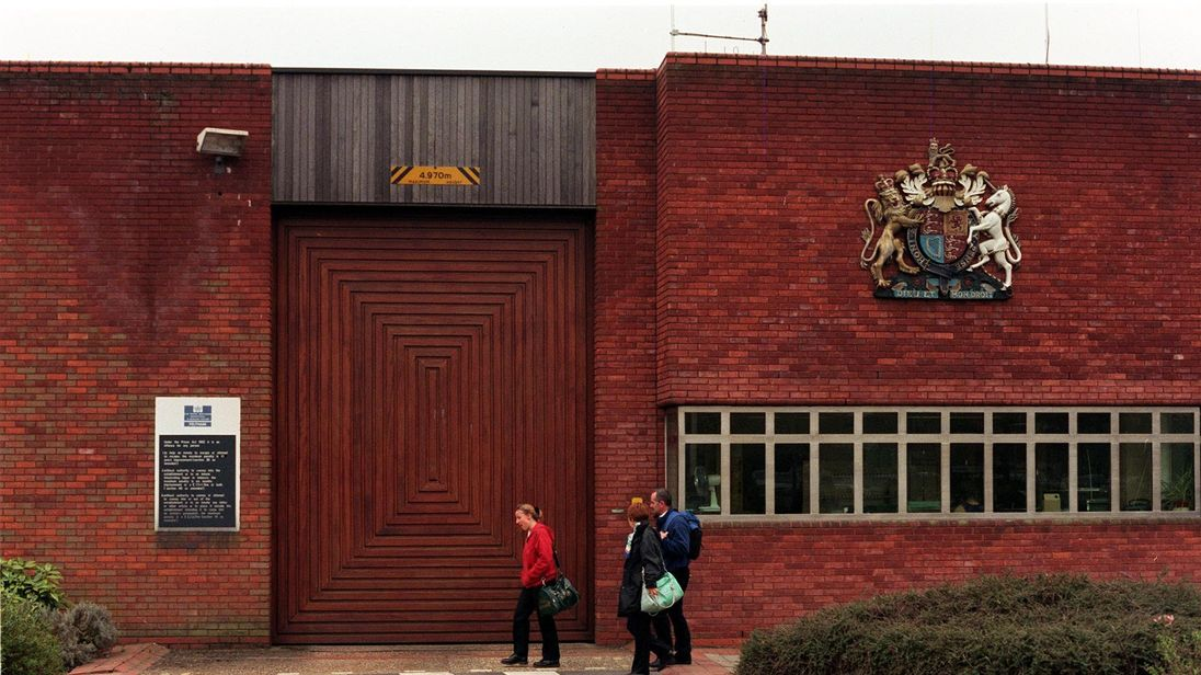 Boy locked up alone for 23 hours a day