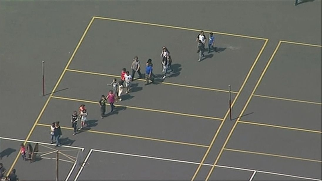 Multiple people shot at elementary school in San Bernardino