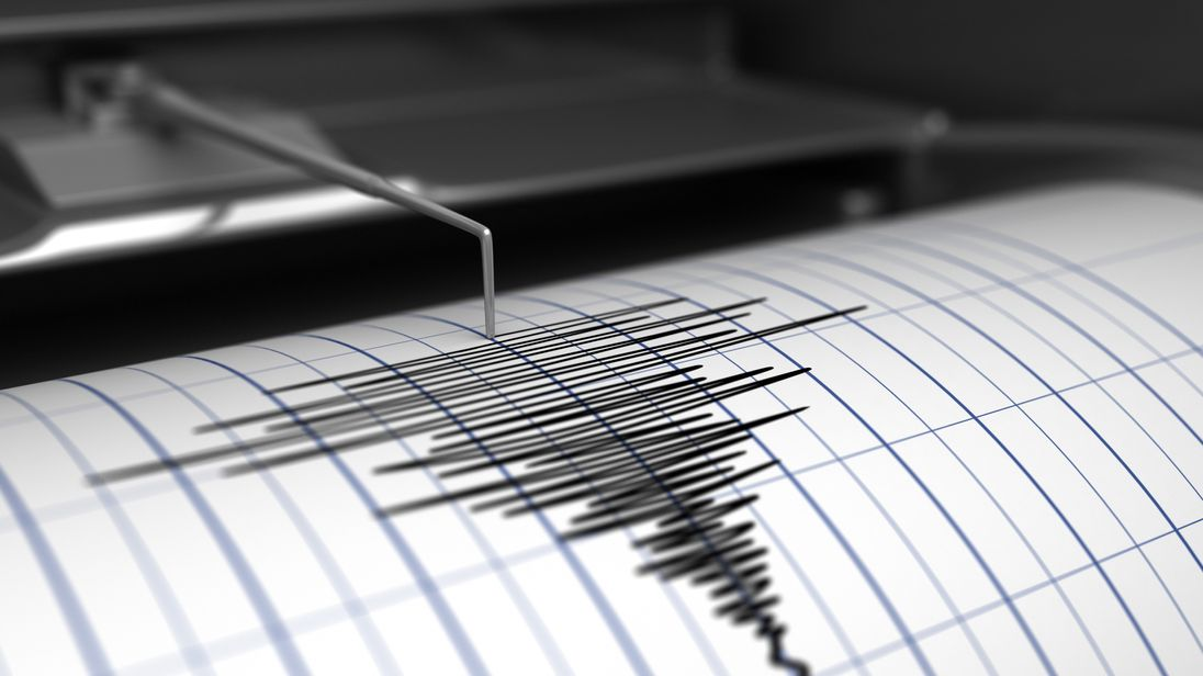 Quake of 6.8 magnitude strikes off New Zealand