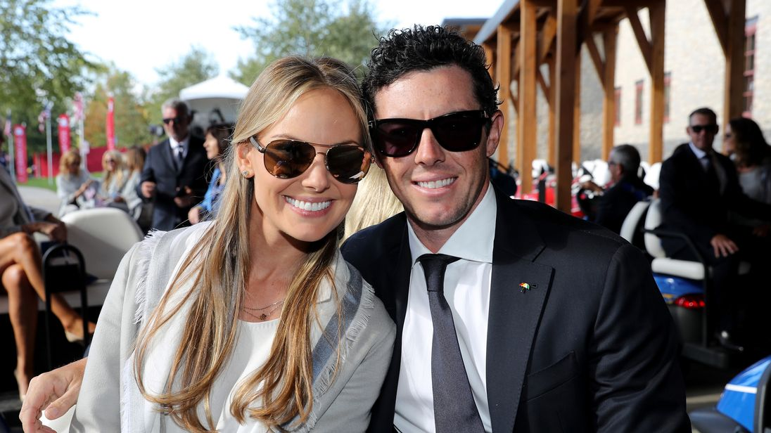 Rory McIlroy to marry United States fiancée Erica Stoll in County Mayo