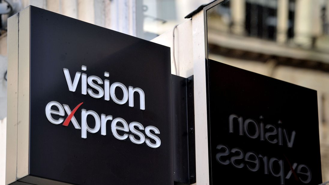 Tesco to sell opticians business to Vision Express