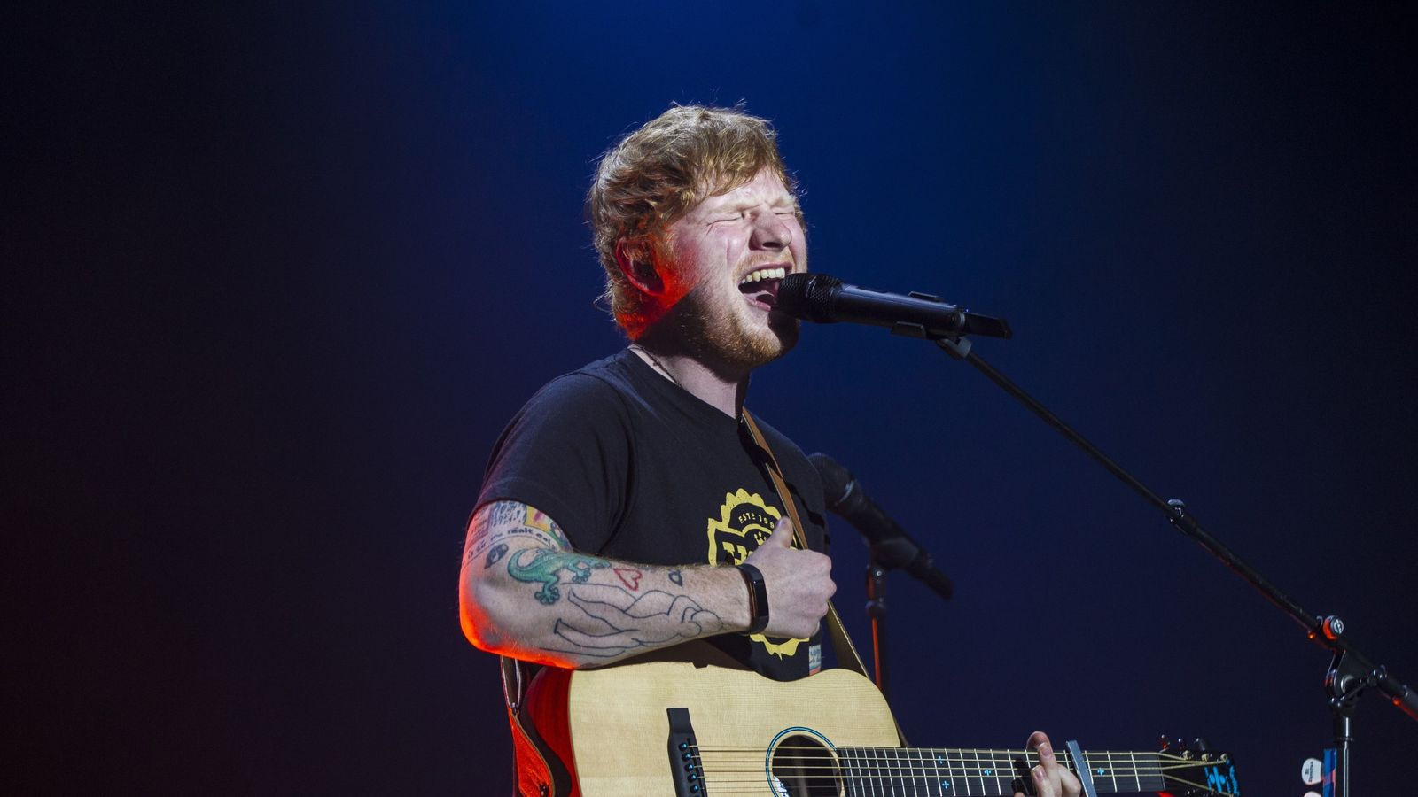 Sheeran settles £15m breach of copyright lawsuit