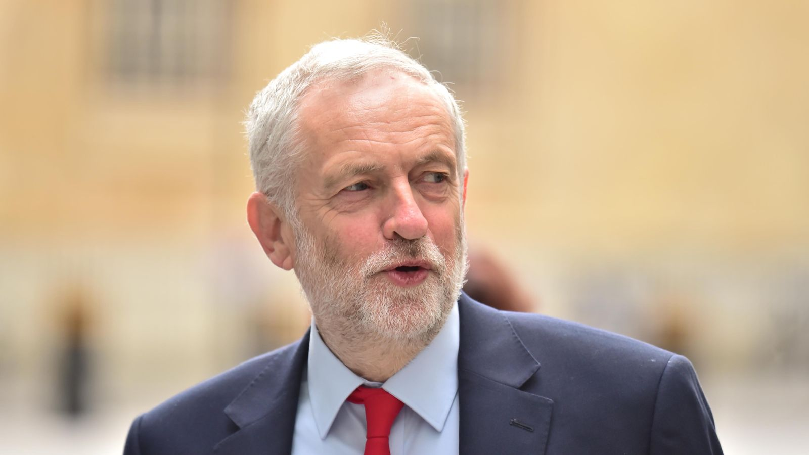 Labour leader Jeremy Corbyn says could suspend Syria air strikes if elected