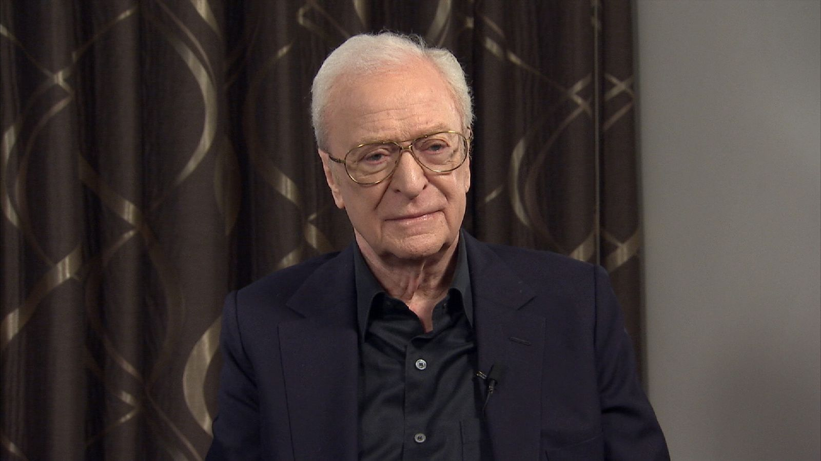 Sir Michael Caine speaks to Sky News about Brexit and his new film Going In Style
