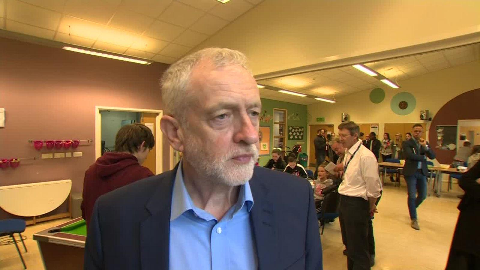 Jeremy Corbyn: I can be next prime minister