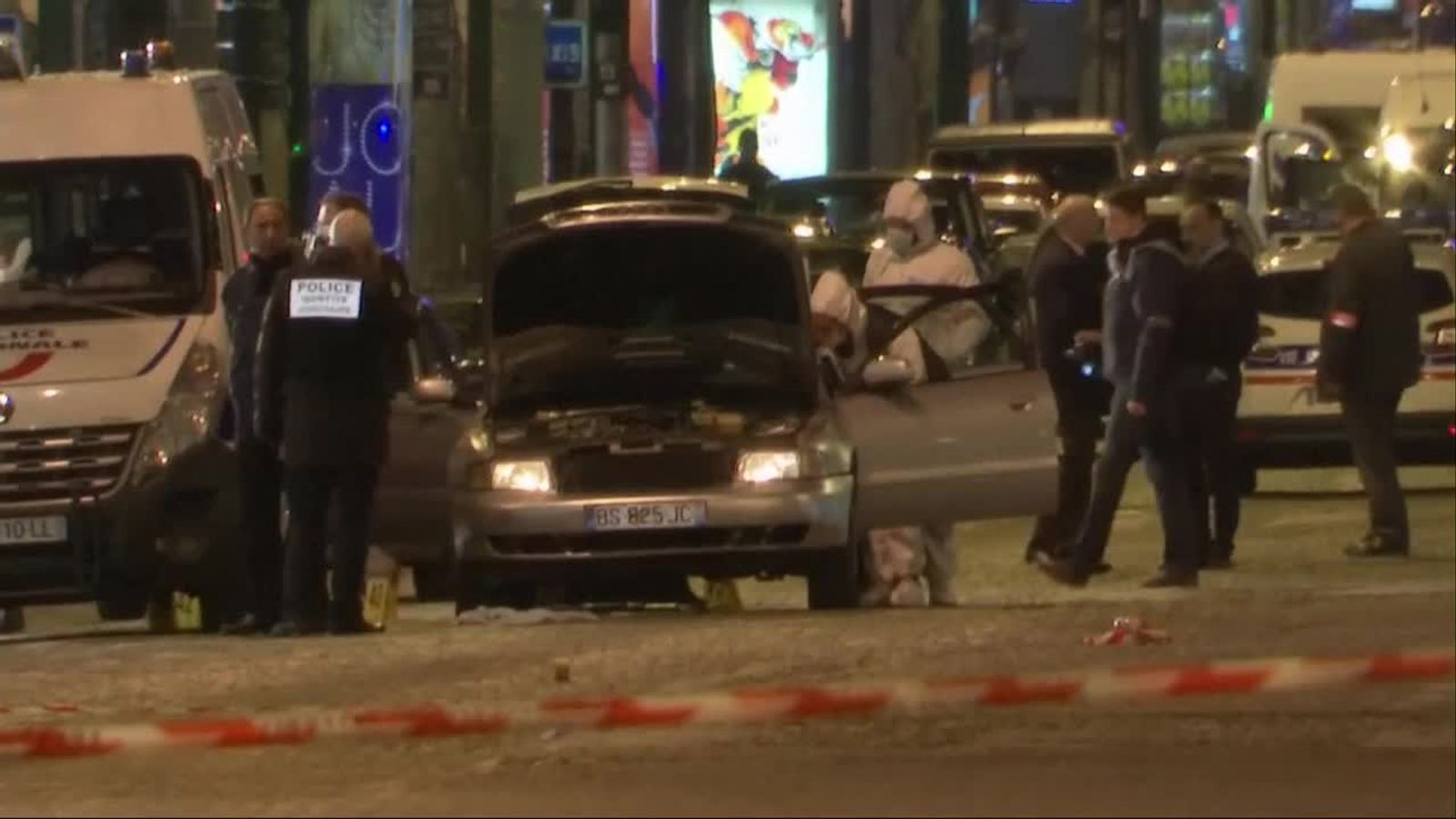 Paris shooting: Everything we know the morning after the deadly attack
