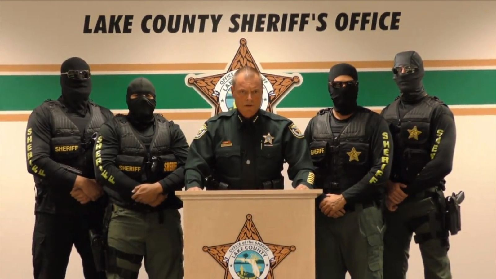 Florida sheriff's video threatening heroin dealers goes viral