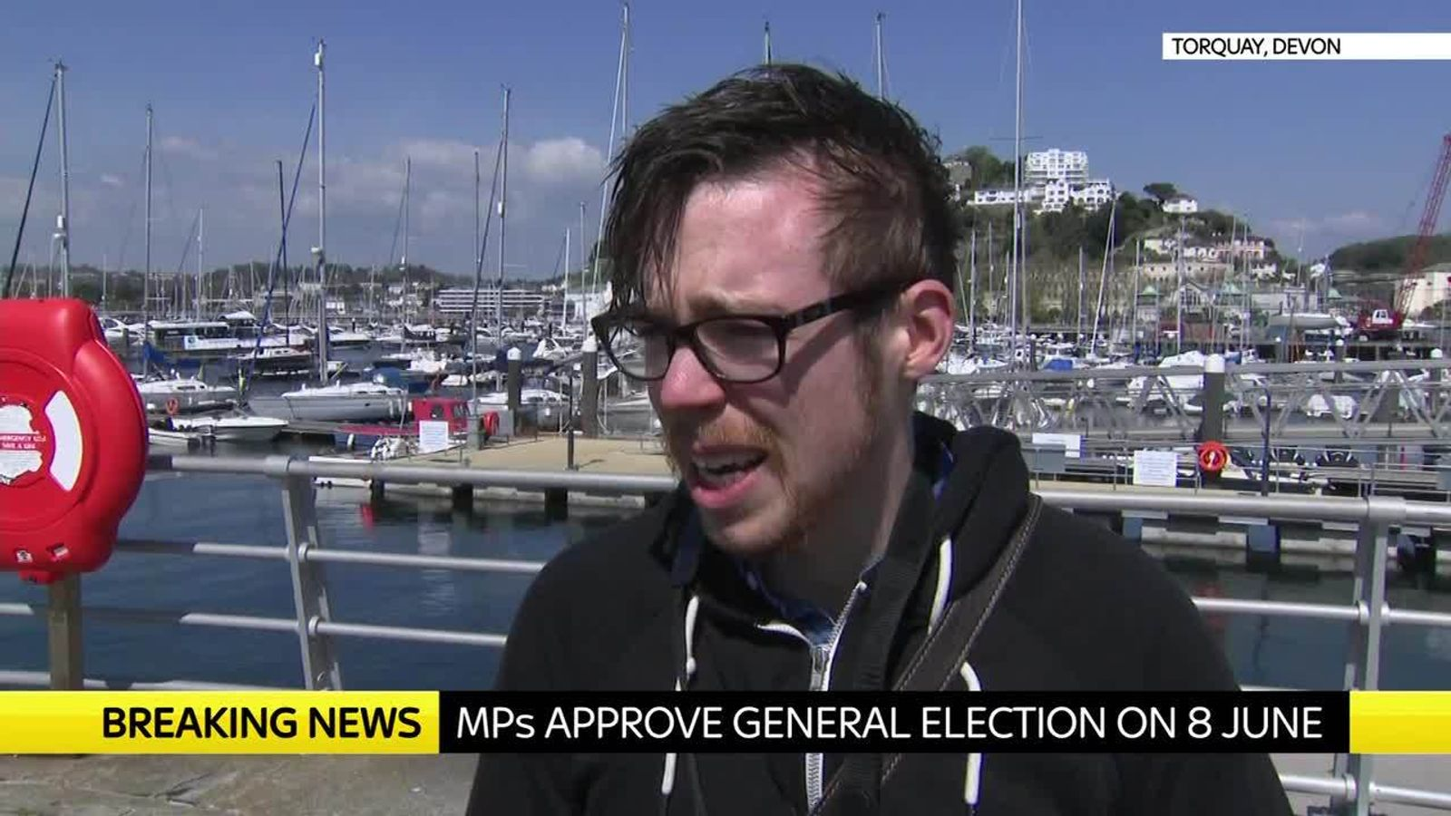 First general election poll promises vast Conservative majority