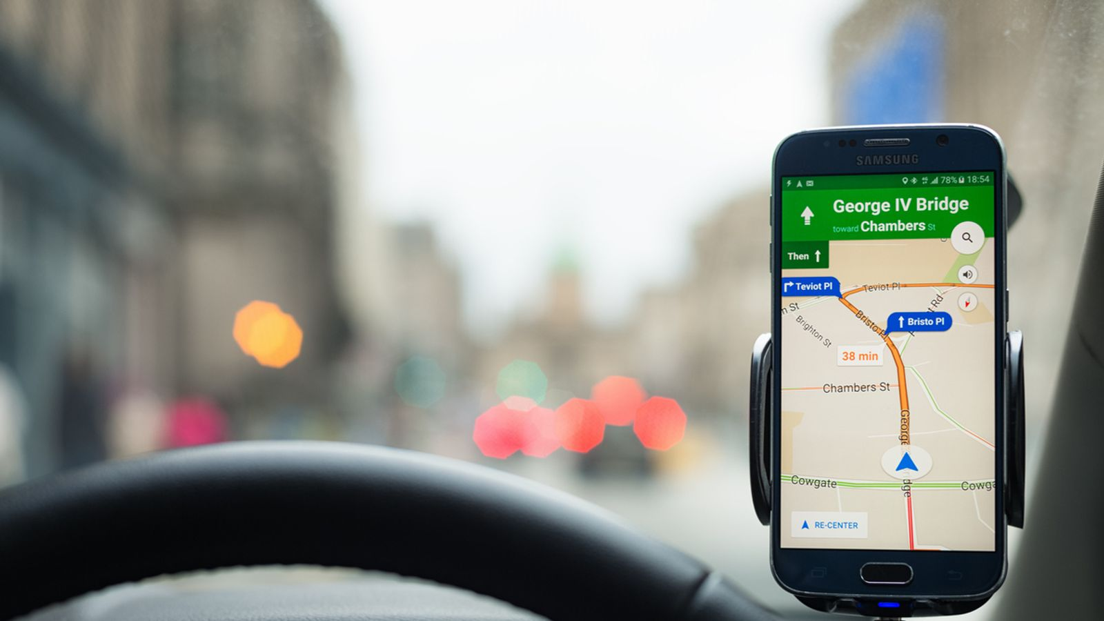 Exams will now test students to see if they can follow a sat nav