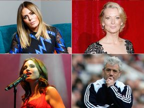 Patsy Kensit, Gillian Taylforth, Kevin Keegan and Sophie Ellis-Bextor had their claims settled