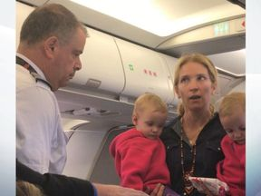 American Airlines has apologised to the woman for any distress caused. Pic: Surain Adyanthaya