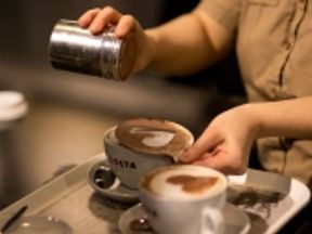 Costa Coffee was founded in 1971