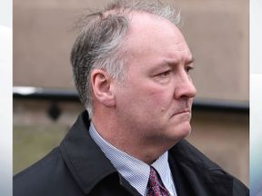 Former breast surgeon Ian Paterson
