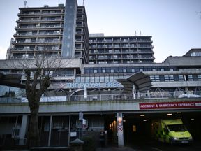 The Royal Free NHS Trust in north London