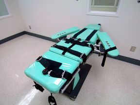 Officials plan to hold two executions a night from Monday, followed by a final one on Thursday. File pic