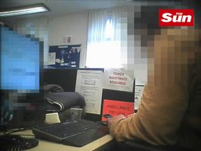 The Sun newspaper has made the allegations after they placed an undercover reporter at the NHS 111 call centre at St Charles hospital in West London. ust credit SUN
