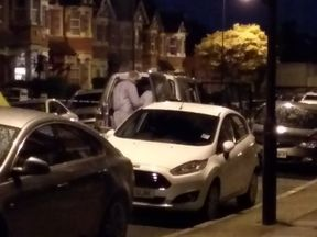 During an ongoing counter terrorism investigation this evening, Thursday, 27 April, armed officers entered an address 