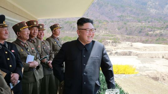 North Korea mock-up video shows missiles blowing up the United States