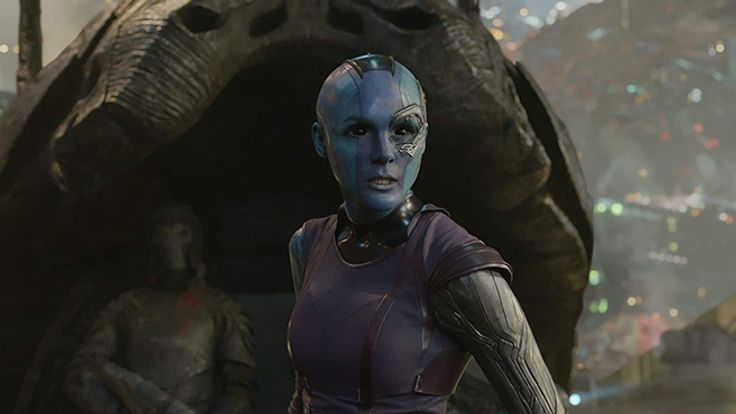 Our bet is on Nebula... or Drax... or Gamora... what do we know...