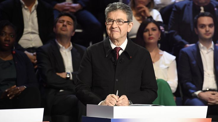 Jean-Luc Melenchon has seen his support surge in recent days