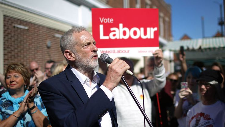 Britain's Labour to guarantee EU citizens' rights if wins election