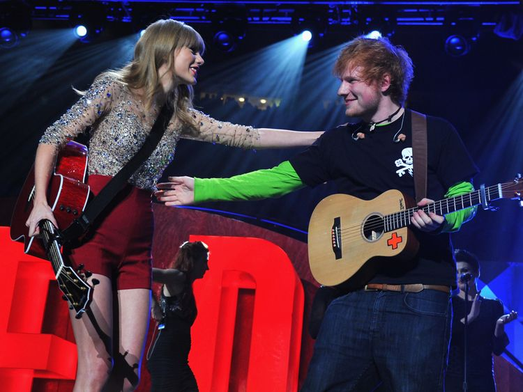 Tay and Ed