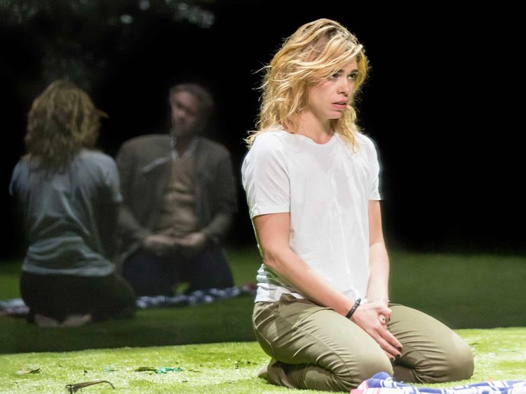 Billie Piper won best actress for her role in Yerma