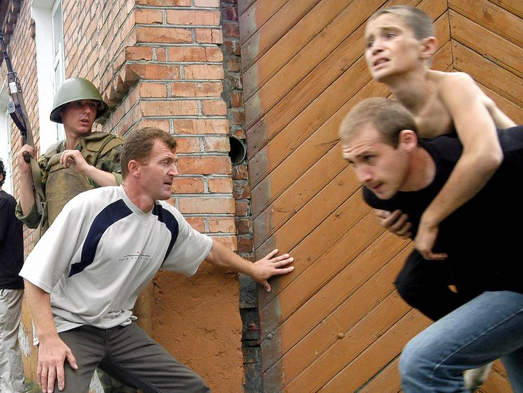 European court rules Russian Federation mishandled Beslan school siege