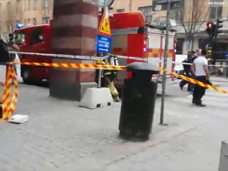 Sweden questioning seven people over deadly truck attack