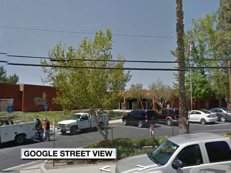 At least 4 injured at elementary school shooting in CA