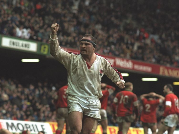 England rugby legend Brian Moore in intensive care after heart attack