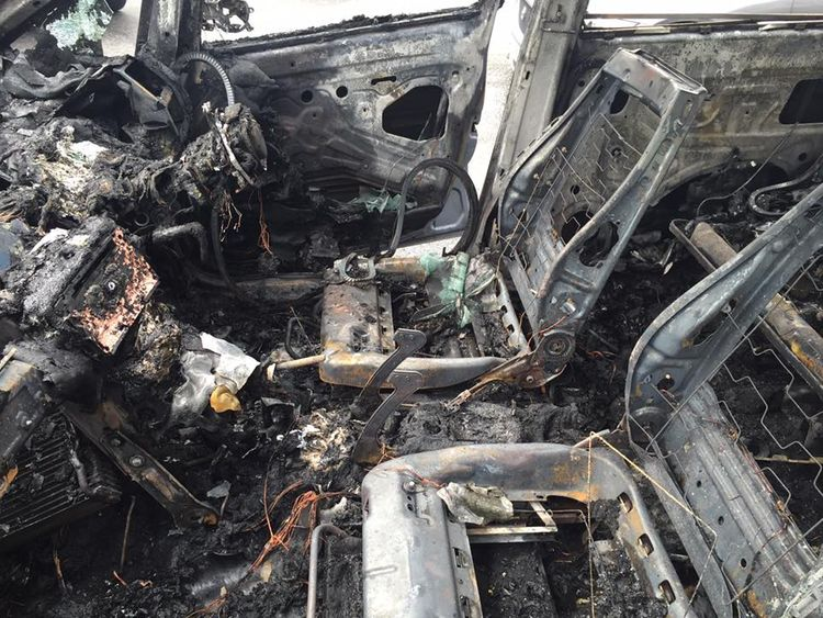 Vauxhall had 'reckless disregard for safety' over Zafira vehicle fires, say MPs