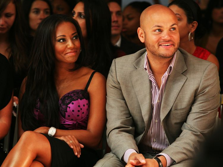 Mel B husband 'invited killer into home'