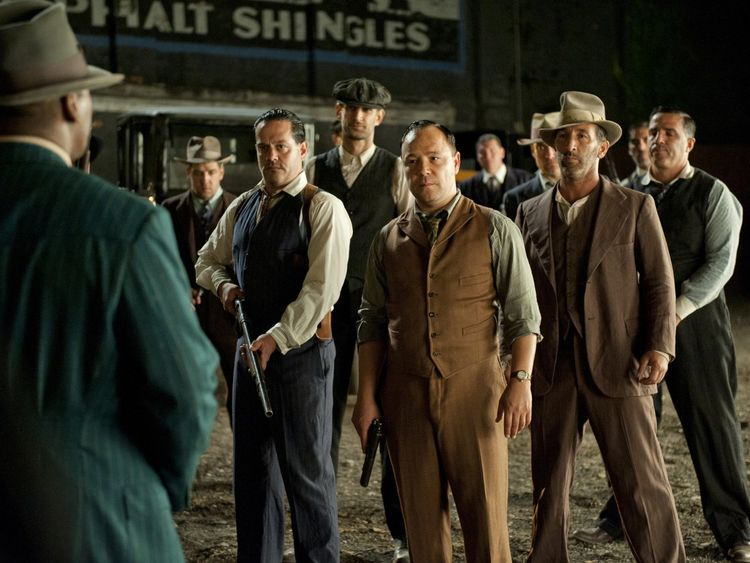 Stephen Graham won a SAG award for his portrayal of Al Capone in the HBO show Boardwalk Empire