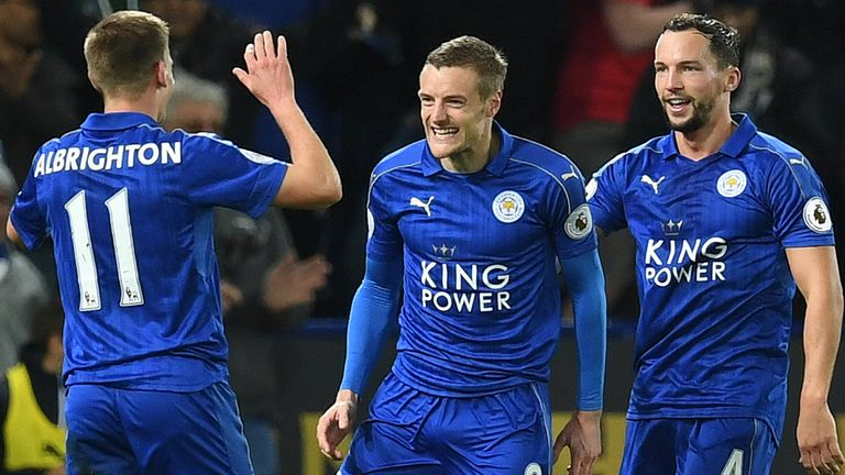 Leicester 2-0 Sunderland