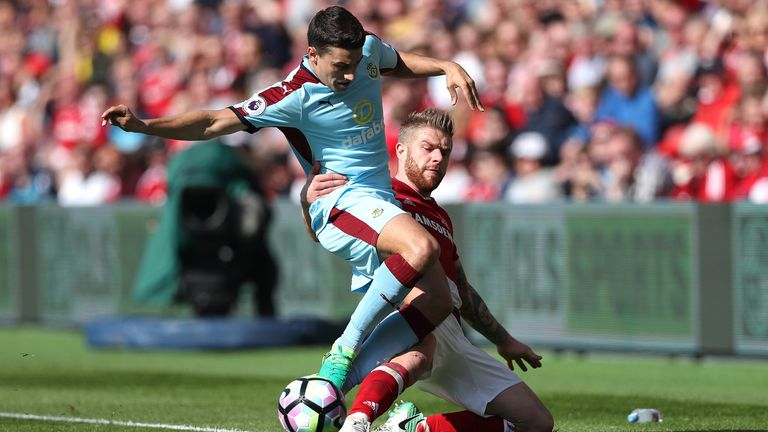 Middlesbrough 0-0 Burnley