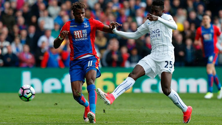 Crystal Palace 2-2 Leicester