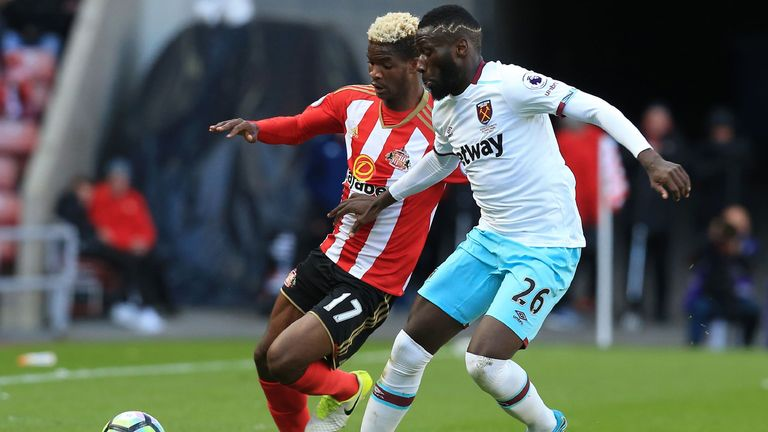 Highlights: Sunderland 2-2 West Ham