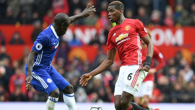 Highlights from Manchester Utd's 2-0 victory over Chelsea