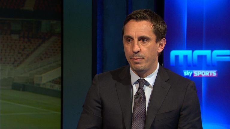 Jamie Carragher and Gary Neville discuss Tottenham's season