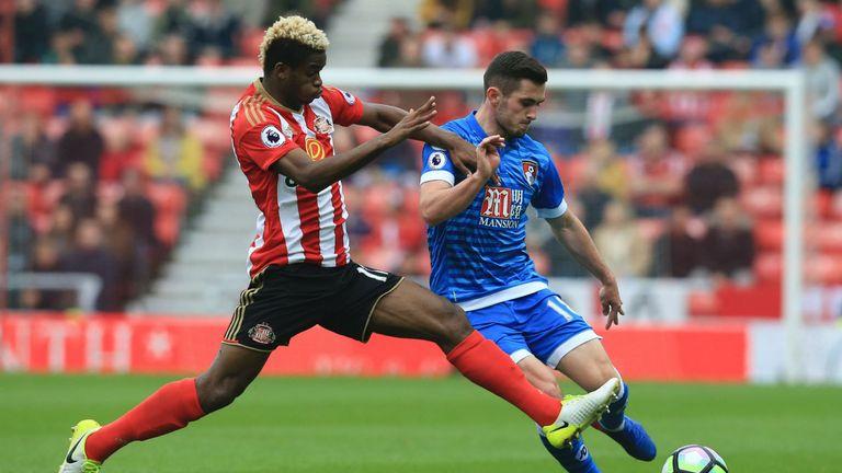 Sunderland 0-1 Bournemouth