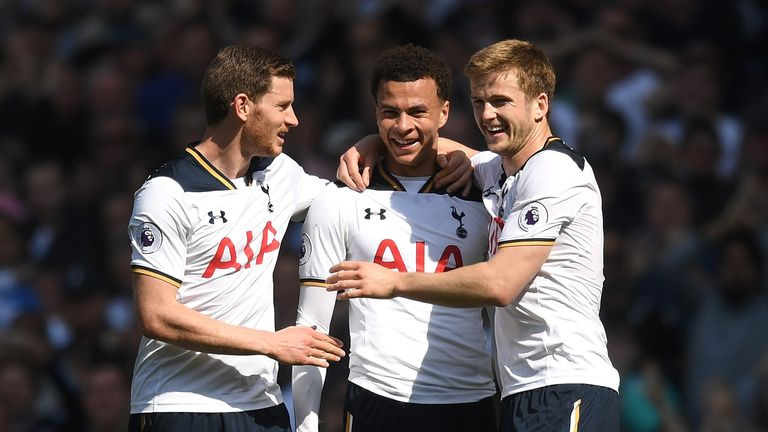 Tottenham 4-0 Watford - watch the highlights