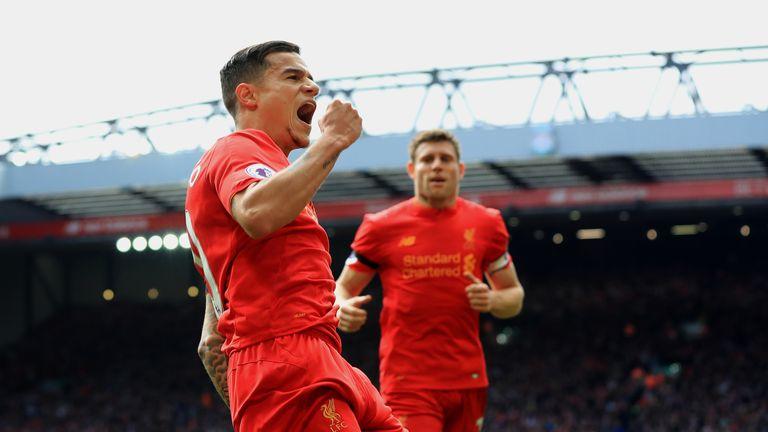 Liverpool 3-1 Everton